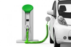 Navigate electric vehicle charging